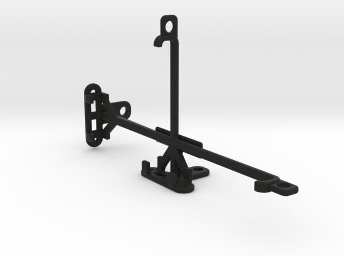 Huawei Honor 7X tripod & stabilizer mount 3d printed