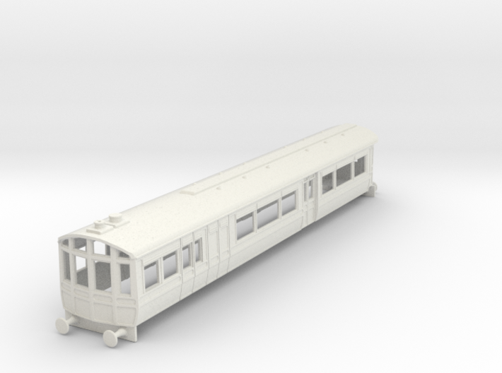 O-87-lnwr-steam-railmotor-1 3d printed