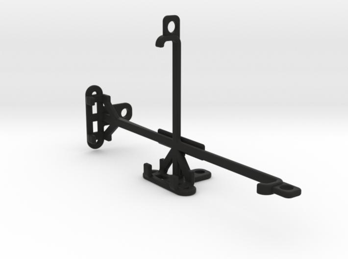 Google Pixel 2 XL tripod & stabilizer mount 3d printed