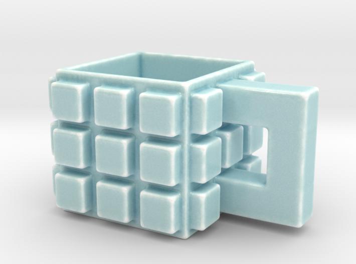 CupCube2 3d printed