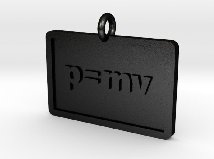 Momentum Pendant 3d printed