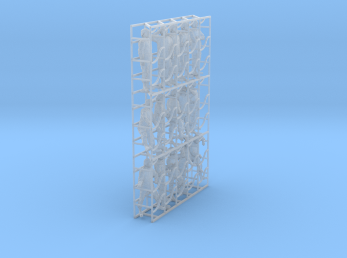1/72 Mod Unif MICH Set501 3d printed
