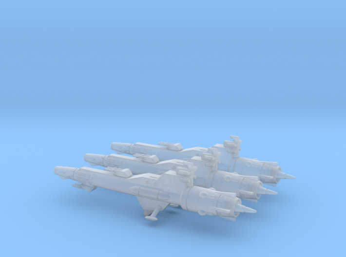 Geary Destroyer Squadron (56mm) 3d printed