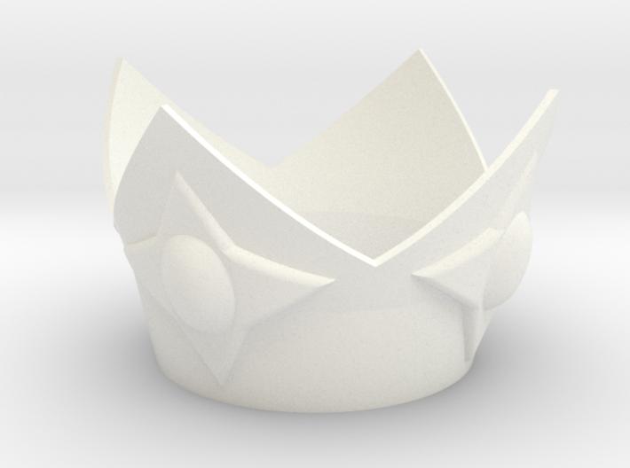 Star Princess Crown 3d printed