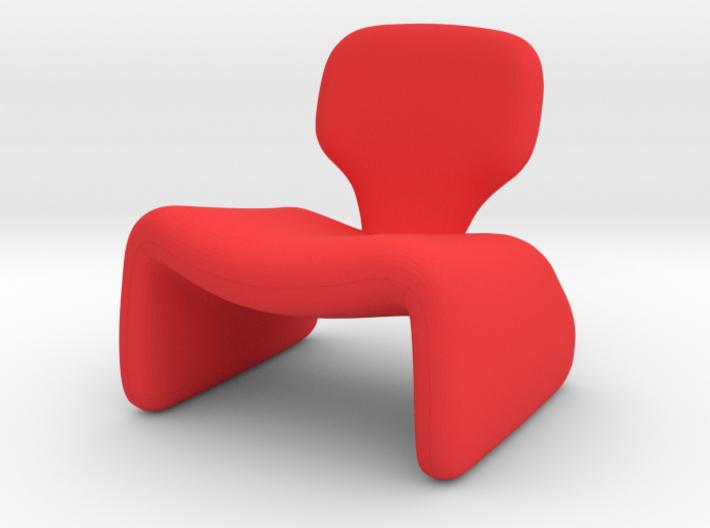 Oliver Mourgue Djinn Chair 3d printed