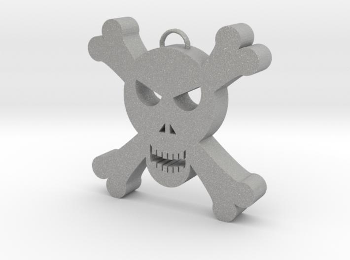Skull Decoration 3d printed