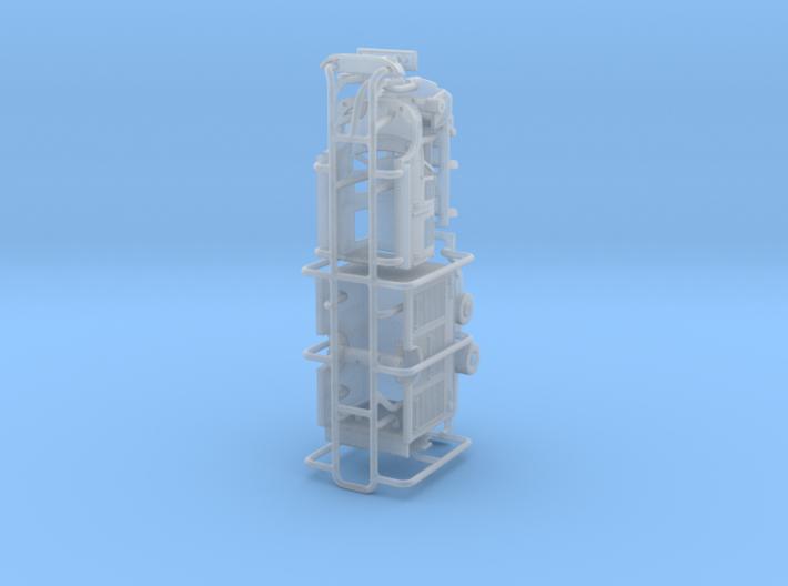 1/160 Terrastar Medium Duty Rescue 3d printed