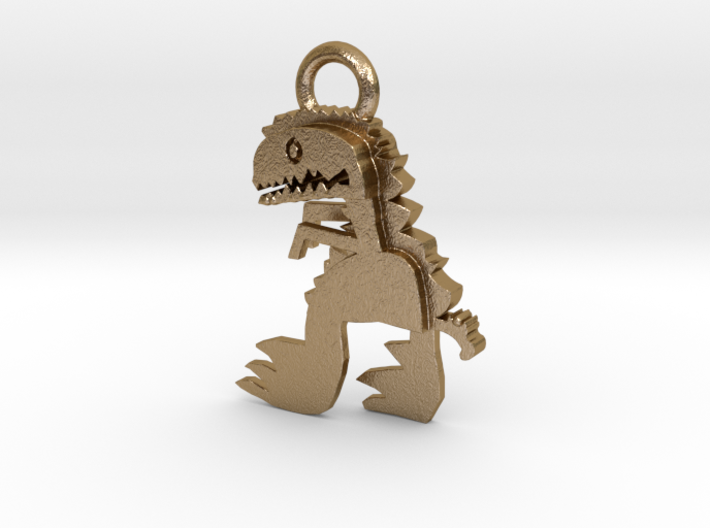 Small T-Rex 3d printed