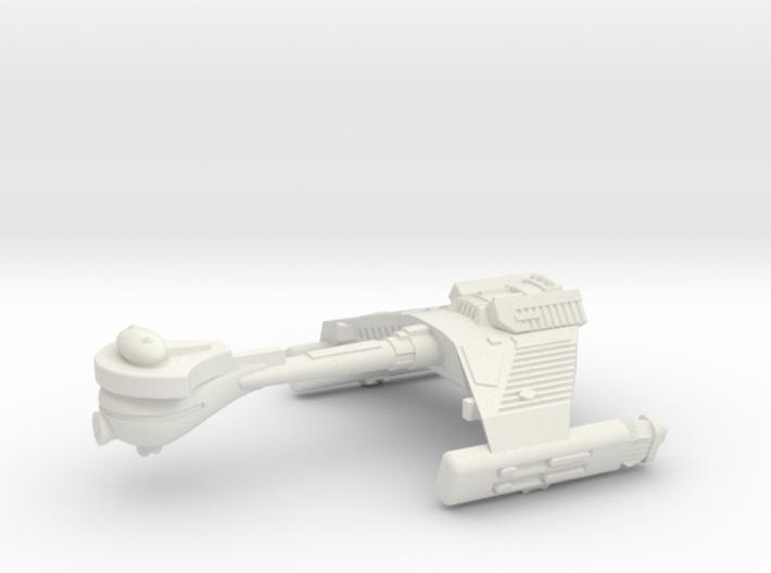 3125 Scale Klingon F5K Refitted Frigate WEM 3d printed