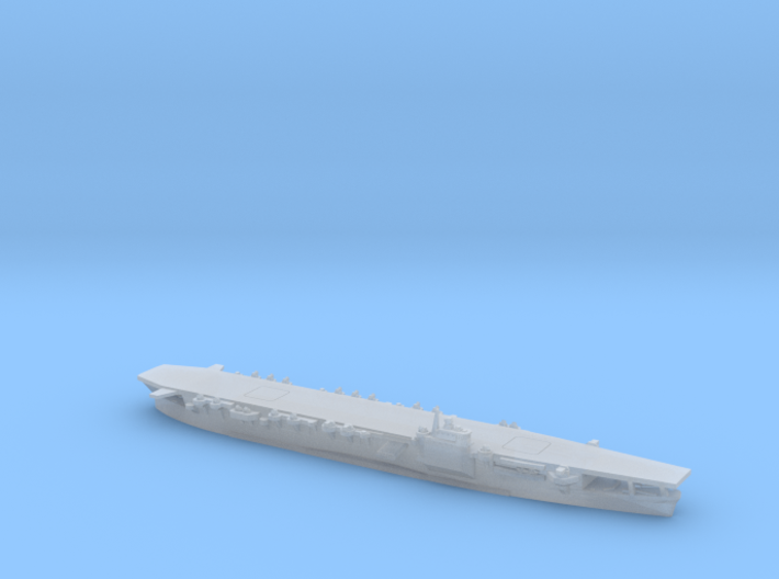 1/1800 IJN ibuki Aircraft Carrier 3d printed