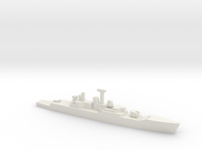 Rothesay-class frigate (1969), 1/2400 3d printed