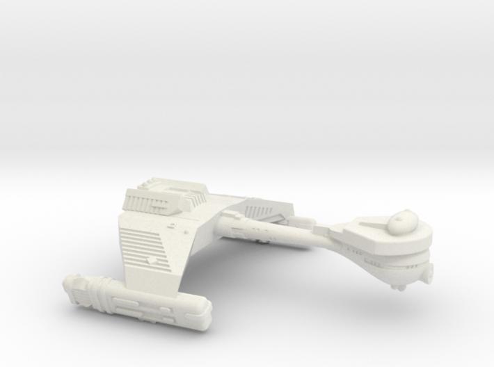 3125 Scale Klingon F5WB War Destroyer WEM 3d printed