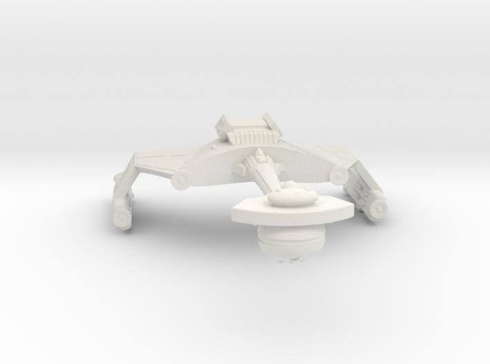 3125 Scale Klingon D6SK Refitted Heavy Scout WEM 3d printed