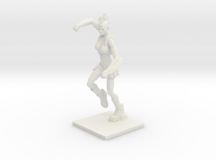 Darkelves 11 - Witch 3d printed
