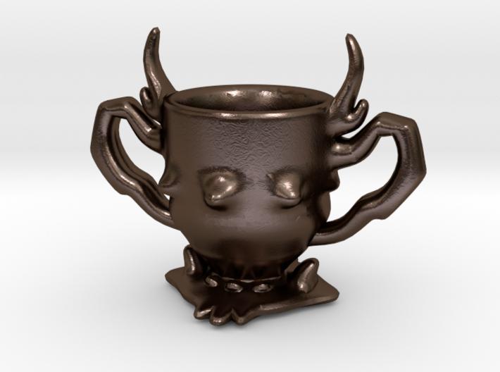 Hades's hunt miniature pendant 3d printed