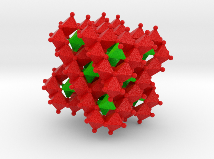Spinel 3d printed