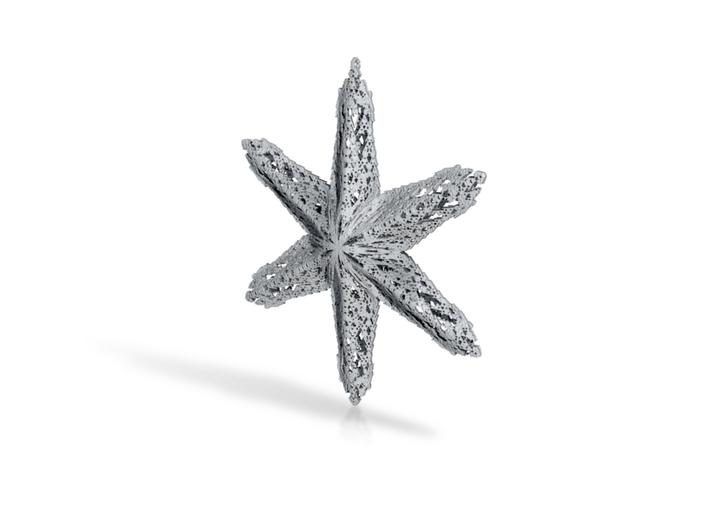 Snowflake B 3d printed