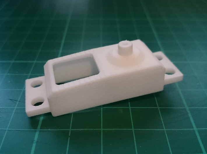 Dummy Servo V2 2-Pack 3d printed Bearing not included