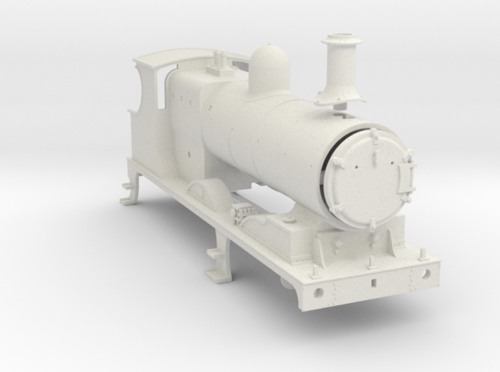 7mm - L&YR Class 28 (27 Rebuild) 3d printed