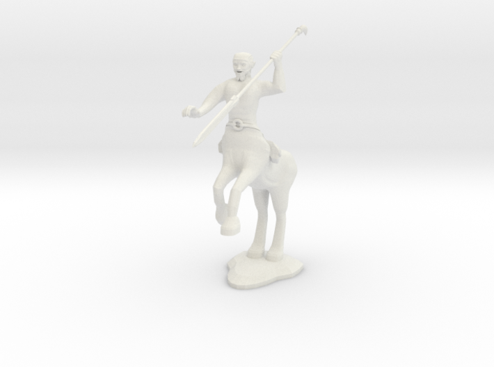 Centaur Warrior  3d printed