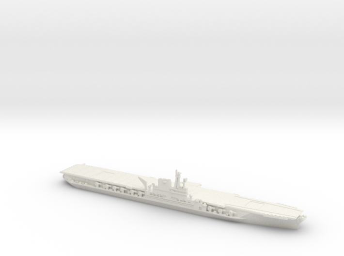 USS Midway 1/700 3d printed