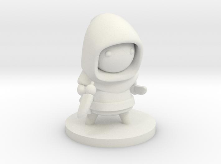 Thief 3d printed