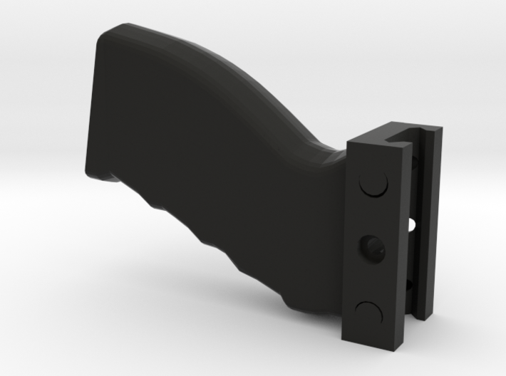Heavy-Duty Weaver/Picatinny Foregrip 3d printed