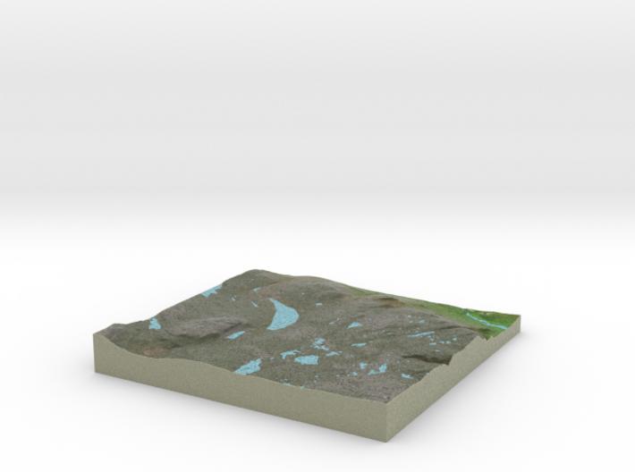 Terrafab generated model Tue Aug 01 2017 20:02:40 3d printed