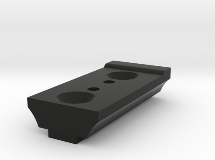 MC3 KMD-FR01 Tri-Damper t-plate holder  3d printed