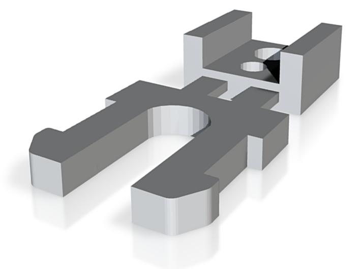 parts hinge living 3d printed
