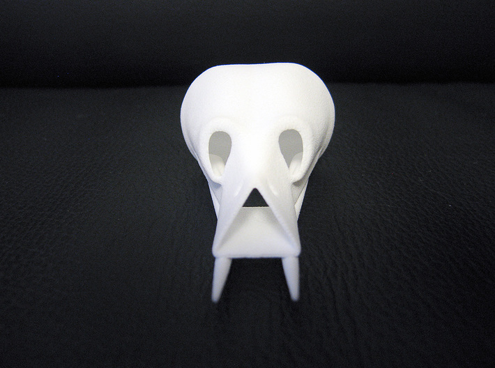 Alien Skull Decorative 3d printed Cool Alien Skull
