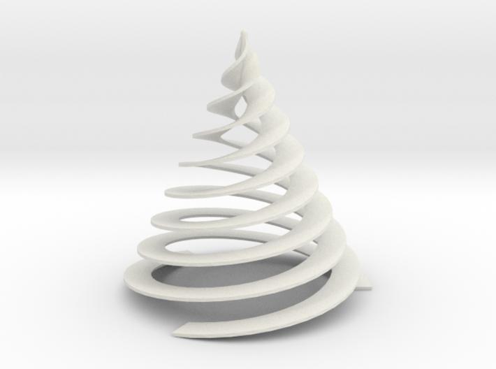 Spiral3Band-1 3d printed