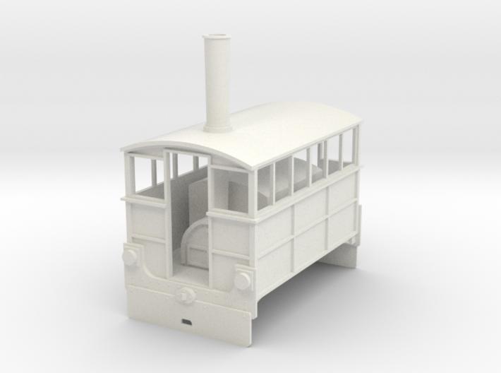 Wantage Tramway no4 gauge 1 3d printed
