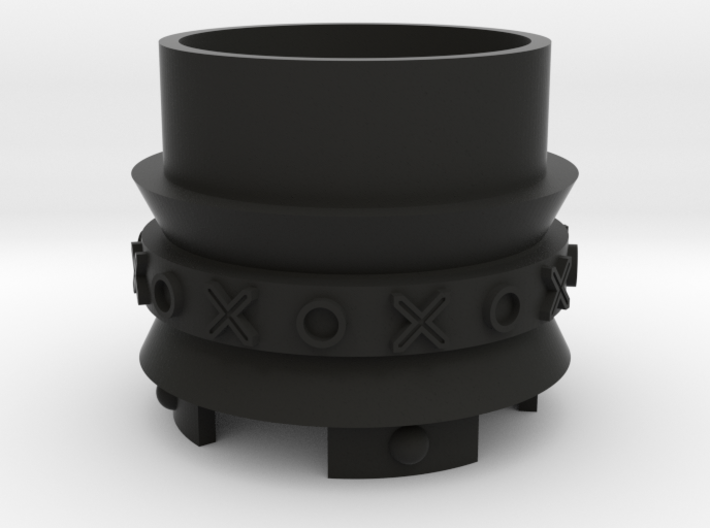 Mexica Vase 2 3d printed