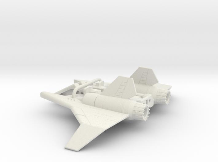 Ramjet wings for CW Air Raid 3d printed