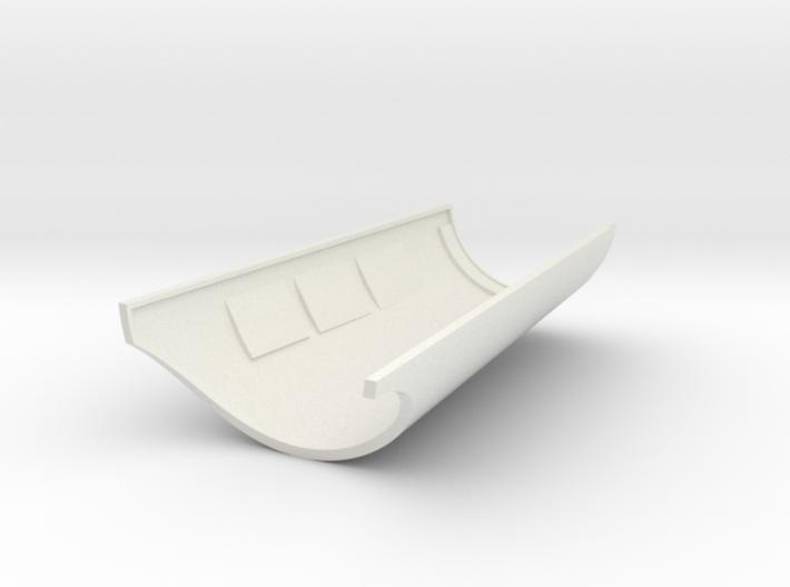 Modular Gauntlet System - Right Bottom 3d printed