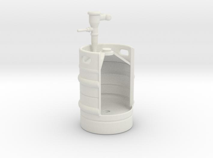 1/10 KEG Urinal 3d printed