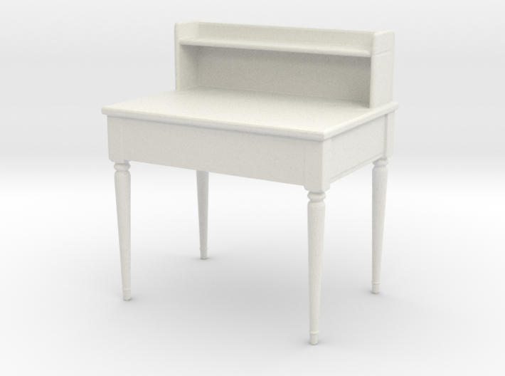 Printle Thing Secretaire 02 - 1/24 - wob 3d printed