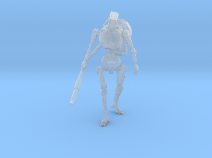 annoying robot 1:32 scale 3d printed