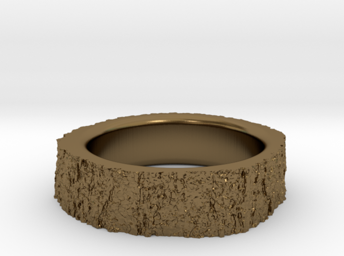 Tree Ring 3d printed