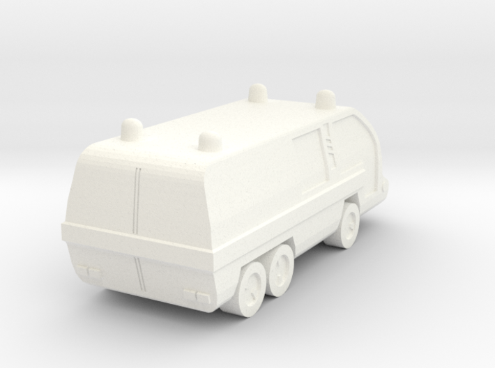 SDF1 Ambulance 3d printed