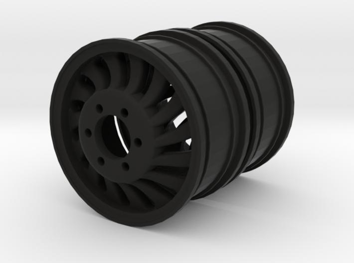 REAR 1.9 Dually Rim Twist L&R 3d printed