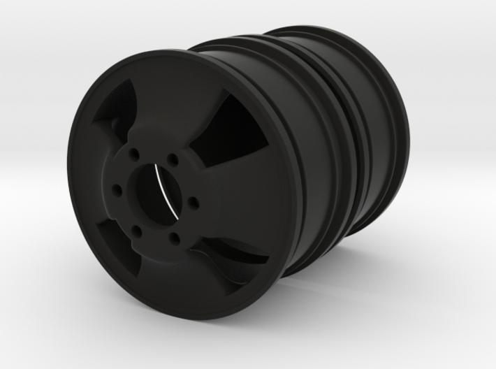 Iron Cross Rim 1.9 Dually Wheel Front L&R 3d printed