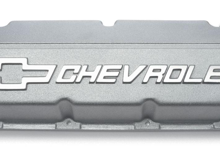 Big Block Chevrolet Valve Covers - Pair 3d printed Real parts for reference