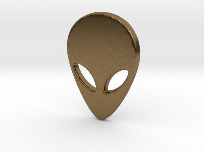 Cute Alien 3d printed