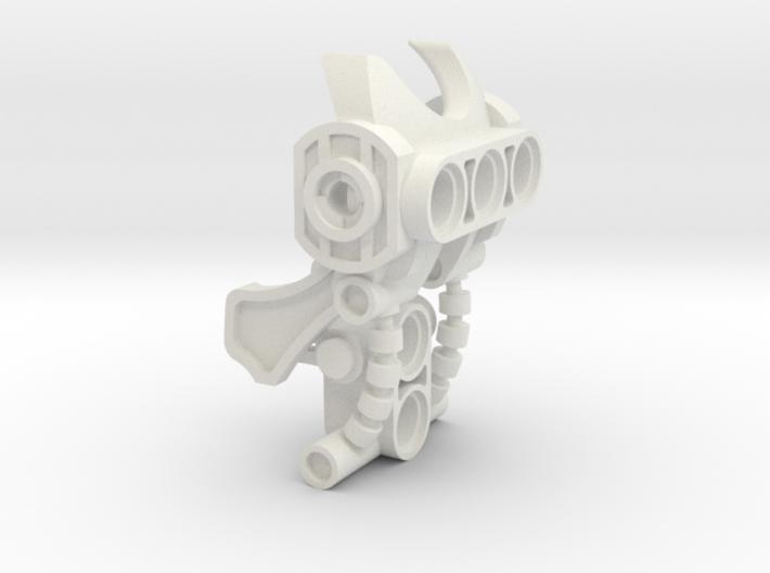 Voluka Armor 3 3d printed