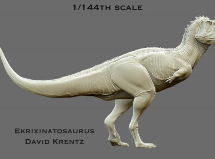Ekrixinatosaurus 1/144th Krentz 3d printed Description