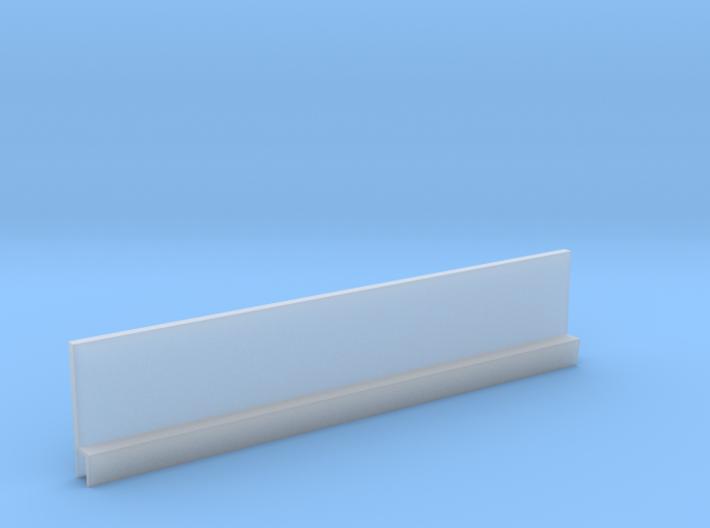 Profil 100mm Waggon-Sitzbank einfach hoch FUD/FED 3d printed
