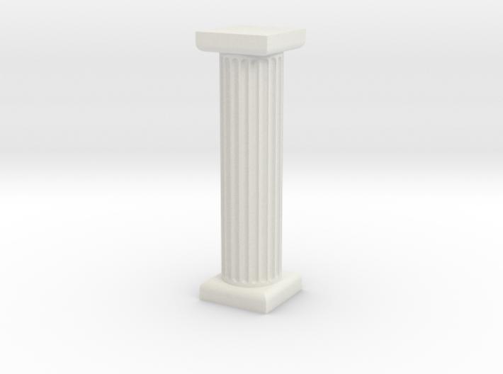 Pillar 3d printed