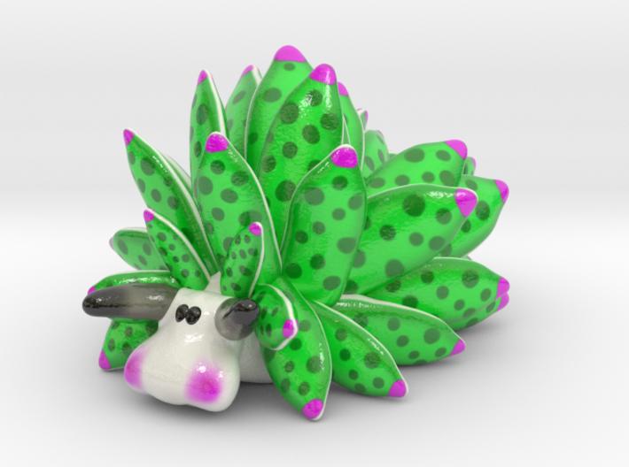 Costasiella Kuroshimae_Leaf Sheep 3d printed